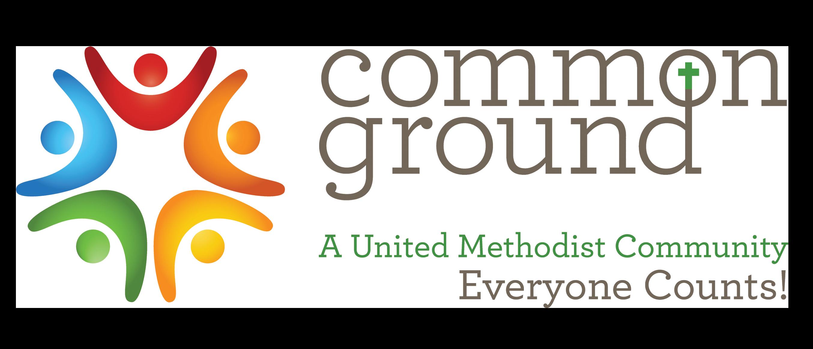 Common Ground UMC Logo